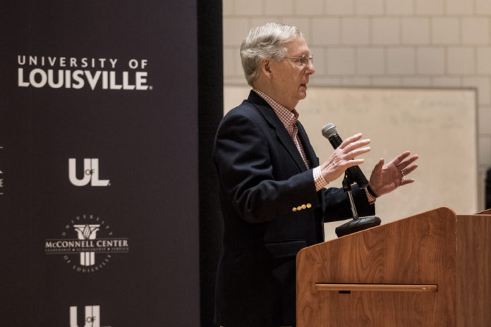 The McConnell Center is celebrating its 26th year with a record-high number of applicants this spring for its McConnell Scholars Program.