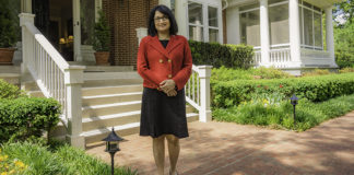President Neeli Bendapudi will open the UofL-Yearlings Club fall forum series Sept. 17.