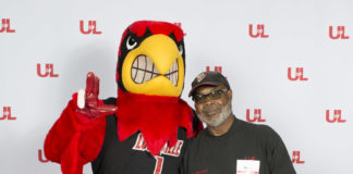 The annual Staff Recognition Luncheons, in its 36th year, were held on October 19 and October 26, at the Brown and Williamson Club at Cardinal Stadium.