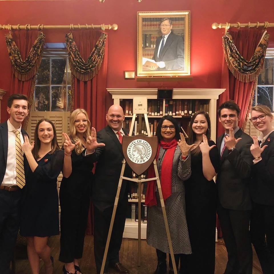 UofL will become just the 34th institution to have its crest on display at the prestigious University Club of Washington, DC.