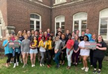UofL criminal justice students