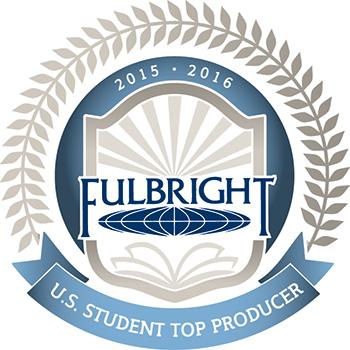 Fulbright Award Logo