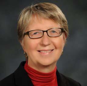 Barbara Polivka, Ph.D., R.N., Shirley B. Powers Endowed Chair and Professor, UofL School of Nursing.