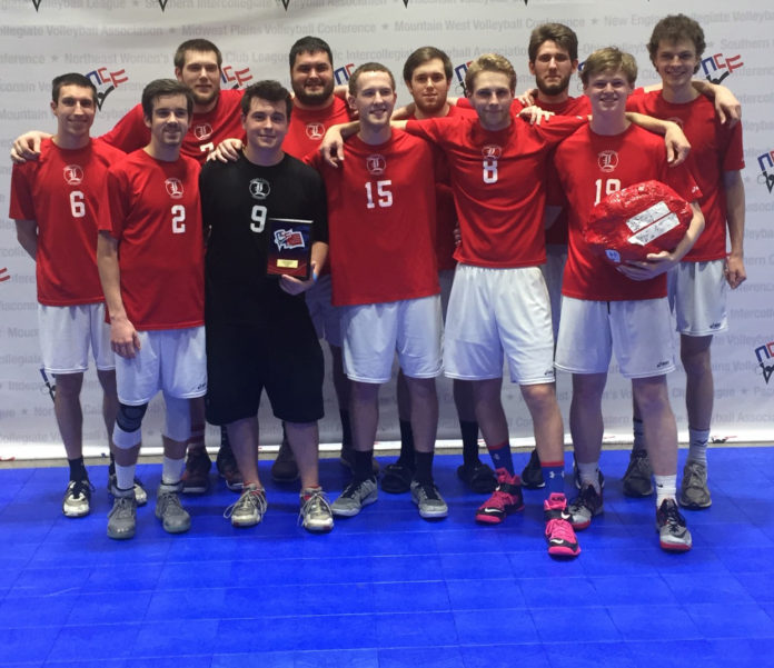 The UofL men's volleyball team followed its 2015-16 inaugural campaign with a third place finish at nationals this year.