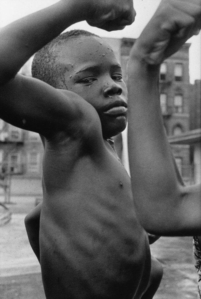 Harlem, NYC, by Leonard Freed