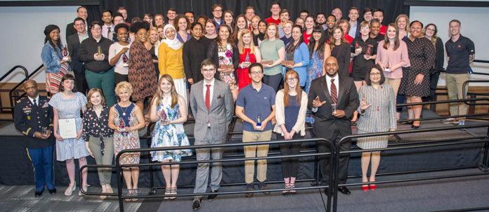 Student Award Winners 2019