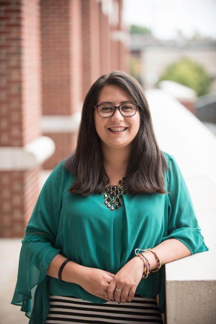 Maria Martinez won a 2019 Ralph Bunche Summer Institute scholarship.