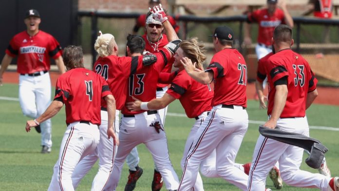 Louisville will play in the Super Regional round for the sixth time in seven seasons.