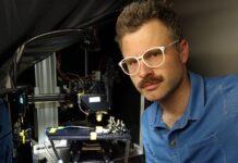 PhD student Zach Whiddon
