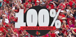 Athletics venues return to 100% capacity.