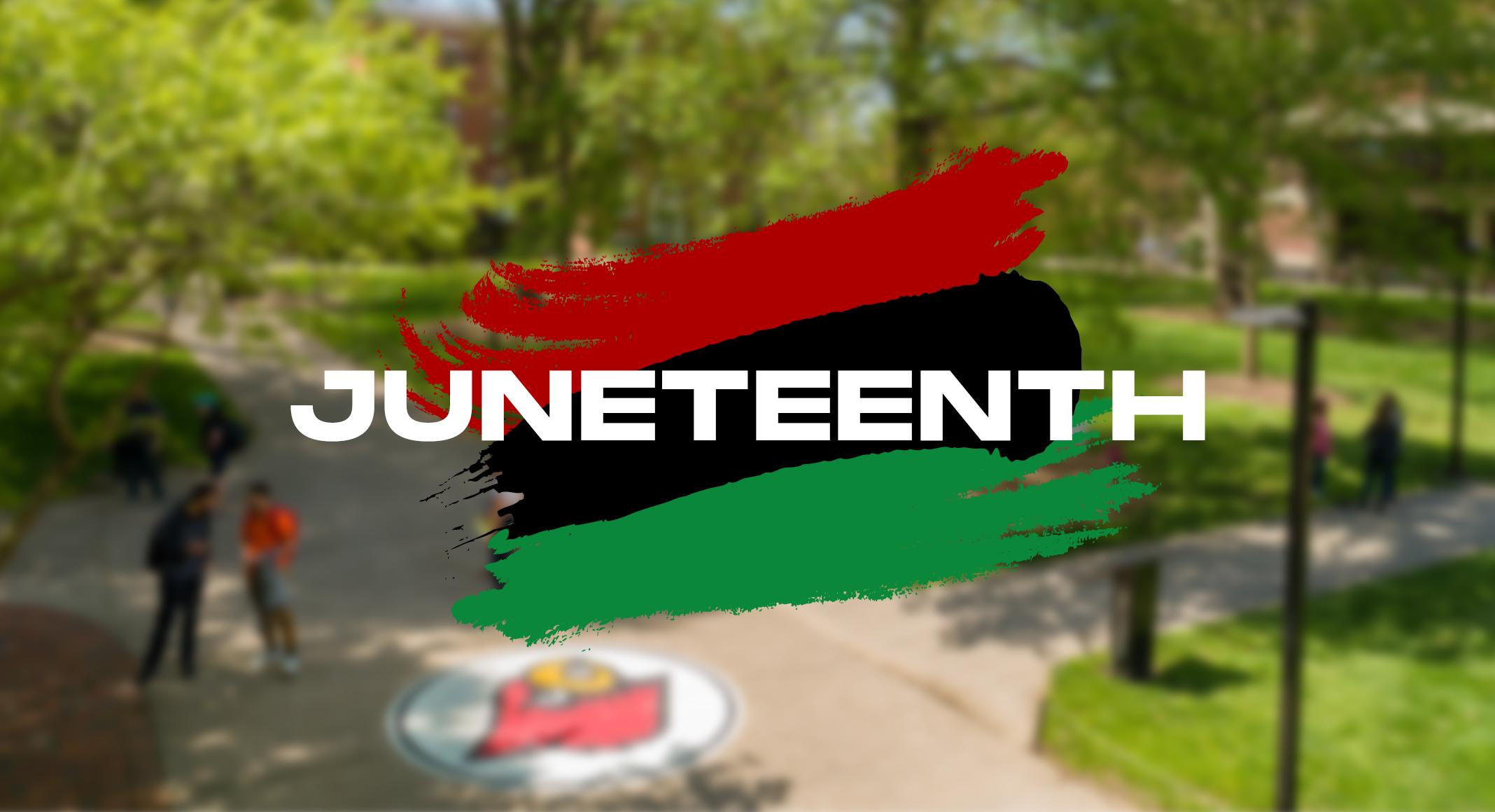 Juneteenth at UofL
