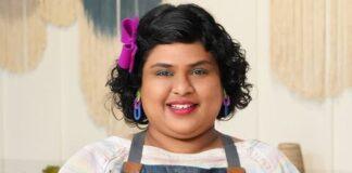 """UofL alumna Kaviya Ravi' is competing on NBC's """"Making It"""" summer series."""