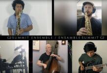 UofL Jazz Studies and Universidad El Bosque students